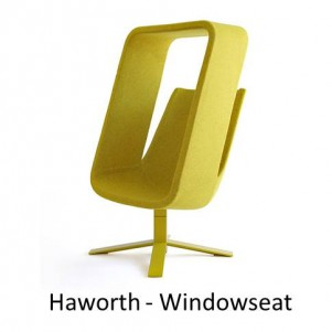 Haworth - Windowseat - Belstoel - 1