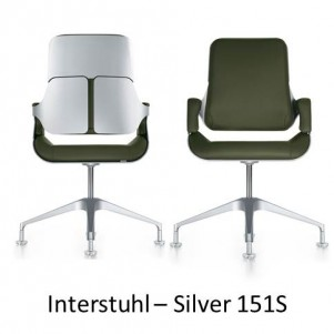 Interstuhl_-_Silver_-_Conferentiestoel_-_151S_-_1