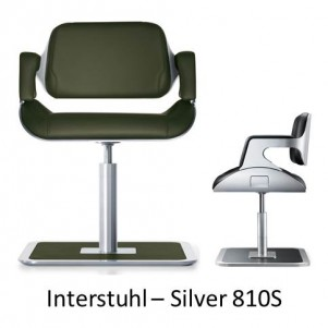 Interstuhl - Silver - Loungefauteuill - 810 - 1